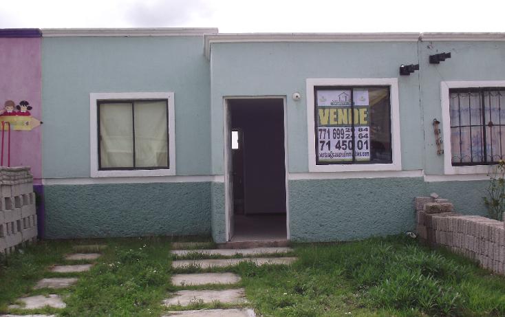 Foto de casa en venta en  , vivero el manantial, tizayuca, hidalgo, 1183955 No. 01