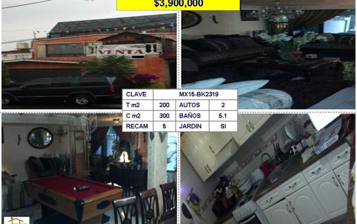 Foto de casa en venta en  , viveros de la loma, tlalnepantla de baz, méxico, 1491513 No. 01