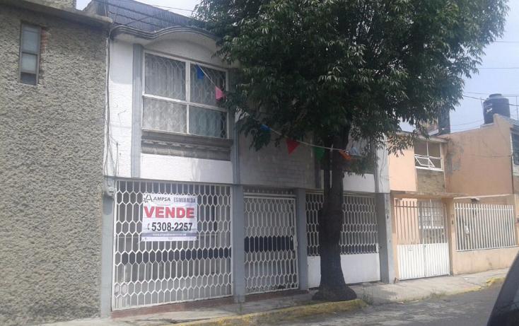 Foto de casa en renta en  , viveros del valle, tlalnepantla de baz, méxico, 1489209 No. 01
