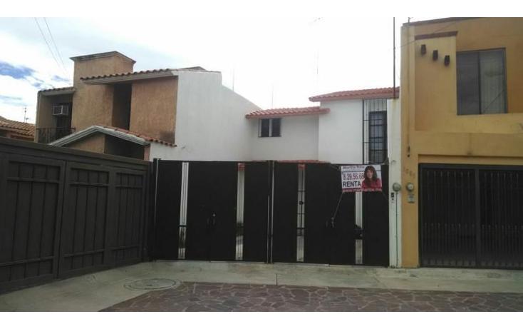 Foto de casa en renta en  , viveros, san luis potosí, san luis potosí, 1284163 No. 01