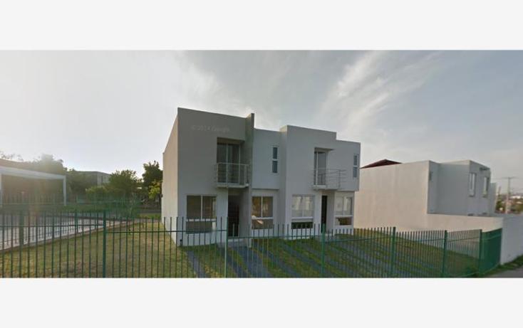 Foto de casa en venta en  vivienda 3, villas de xochitepec, xochitepec, morelos, 1615378 No. 01