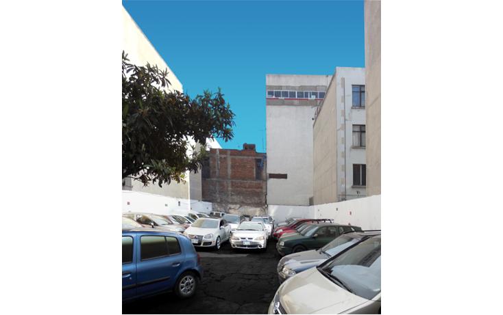 Foto de terreno comercial en venta en vizcaínas , centro (área 9), cuauhtémoc, distrito federal, 1878416 No. 01