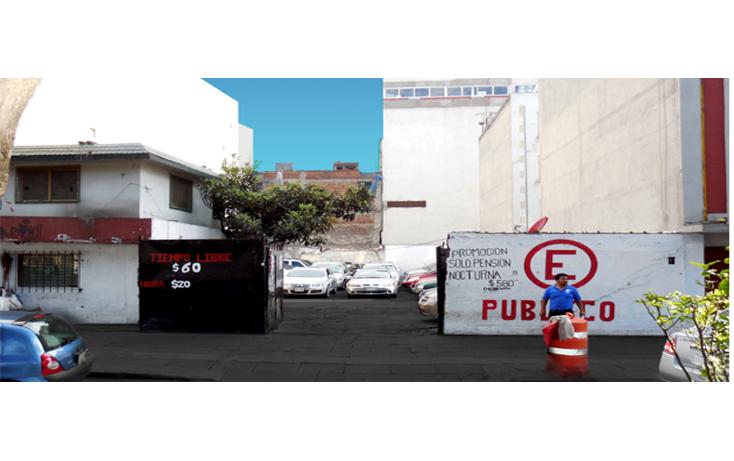 Foto de terreno comercial en venta en vizcaínas , centro (área 9), cuauhtémoc, distrito federal, 1878416 No. 02