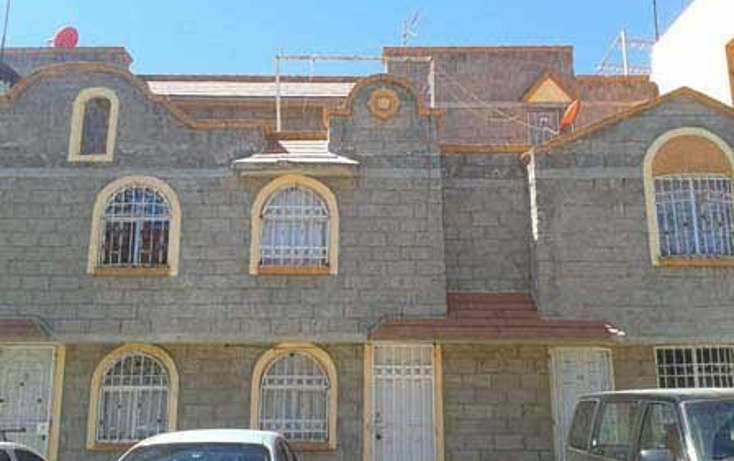 Foto de casa en venta en  , volcanes 2da. secci?n, chalco, m?xico, 1589034 No. 01