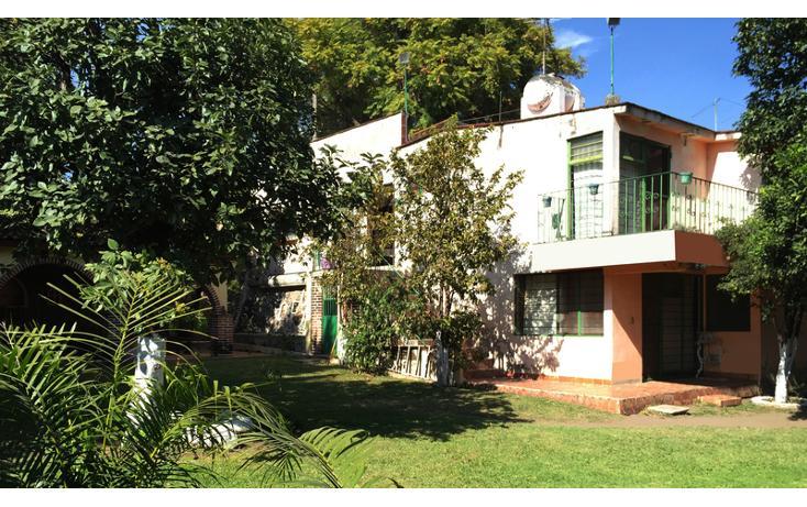 Foto de casa en venta en  , volcanes de cuautla, cuautla, morelos, 1521739 No. 01