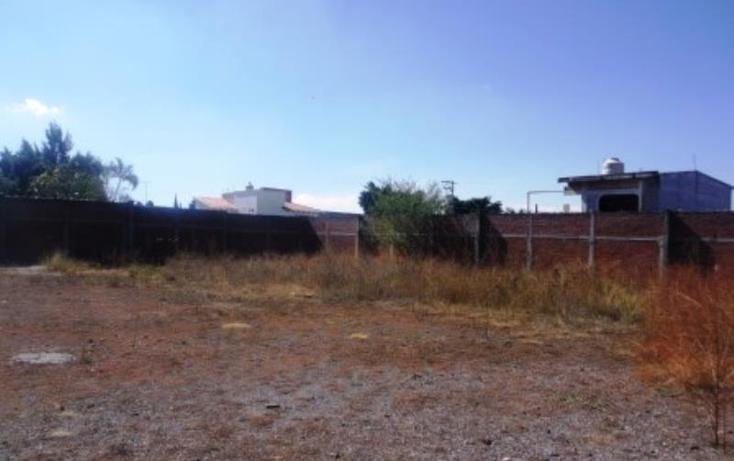 Foto de terreno habitacional en venta en  , volcanes de cuautla, cuautla, morelos, 1740858 No. 04