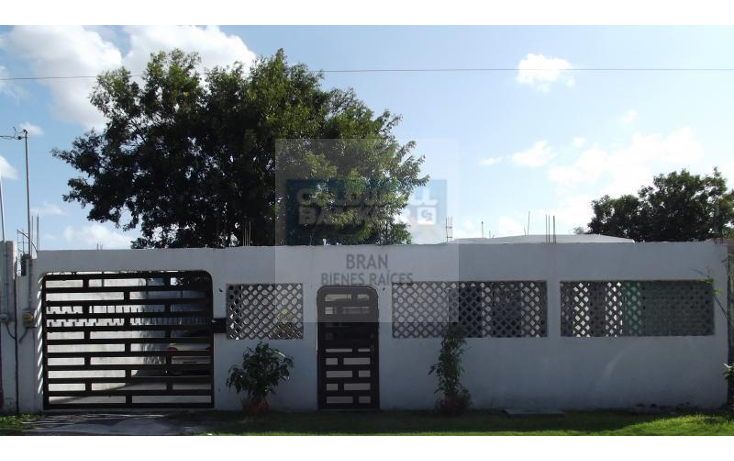 Foto de casa en venta en  , voluntad y trabajo, matamoros, tamaulipas, 1843750 No. 01