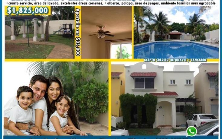 Foto de casa en venta en  whatsapp 9983-442257, supermanzana 51, benito juárez, quintana roo, 1899590 No. 01