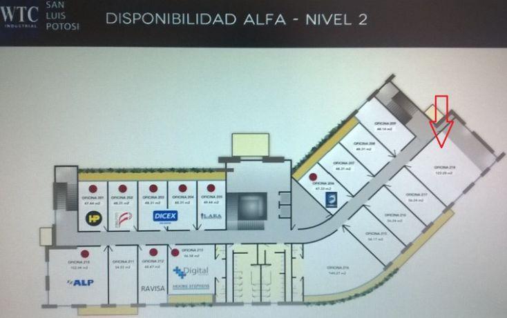 Foto de oficina en renta en wtc industrial eje 140, zona industrial, san luis potosí, san luis potosí, 1006513 no 01