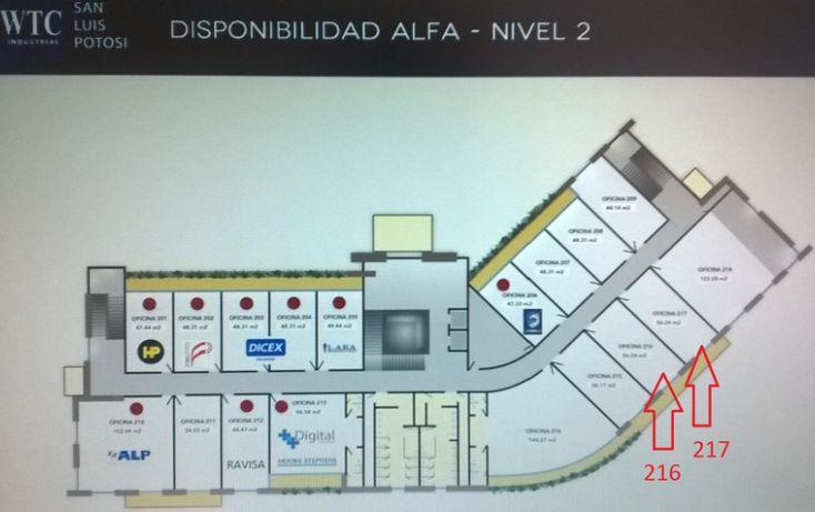 Foto de oficina en renta en wtc industrial eje 140, zona industrial, san luis potosí, san luis potosí, 1006519 no 01