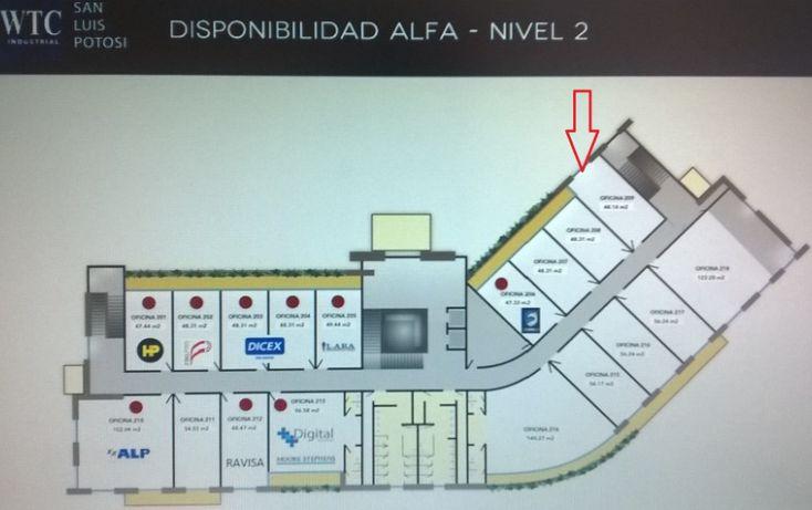 Foto de oficina en renta en wtc industrial eje 140, zona industrial, san luis potosí, san luis potosí, 1006523 no 01