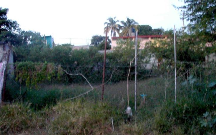 Foto de terreno habitacional en venta en  x, acatlipa centro, temixco, morelos, 670437 No. 05