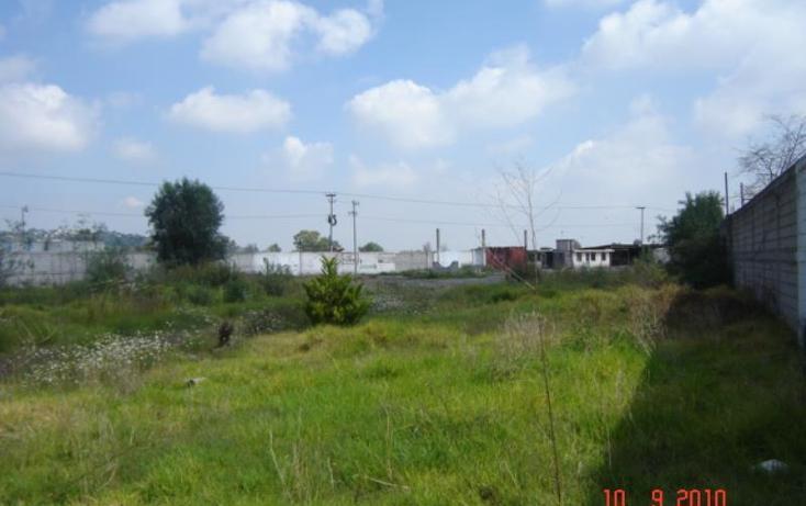 Foto de terreno comercial en renta en  x, ampliación san pablo de las salinas, tultitlán, méxico, 531370 No. 01