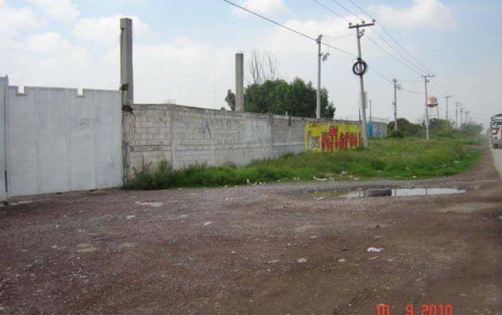 Foto de terreno comercial en renta en  x, ampliación san pablo de las salinas, tultitlán, méxico, 531370 No. 08