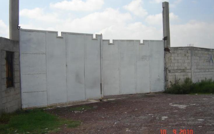 Foto de terreno comercial en renta en  x, ampliación san pablo de las salinas, tultitlán, méxico, 531370 No. 09