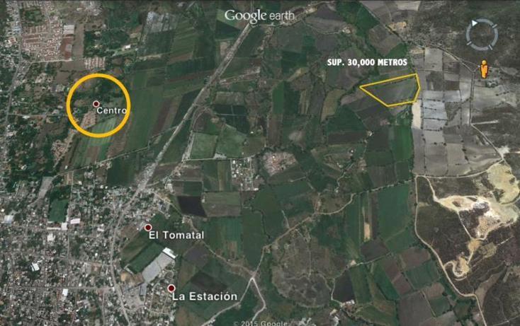 Foto de terreno habitacional en venta en x x, centro, emiliano zapata, morelos, 1034073 No. 04