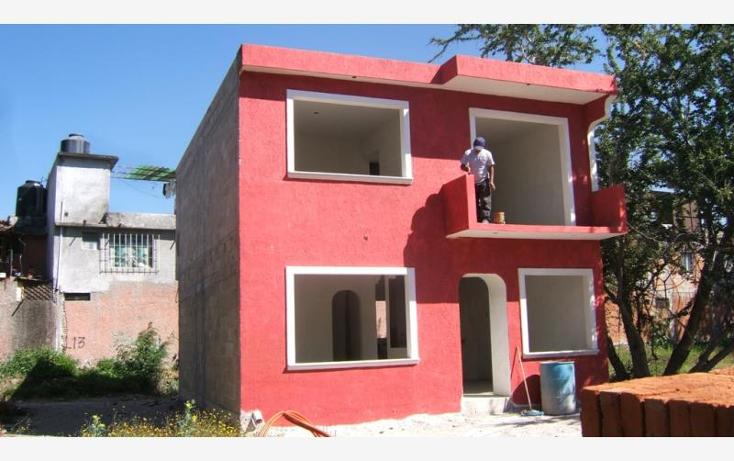 Foto de casa en venta en  x, centro jiutepec, jiutepec, morelos, 1516542 No. 01