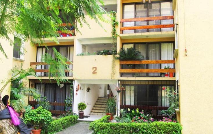 Foto de departamento en renta en  x, chapultepec, cuernavaca, morelos, 910083 No. 02
