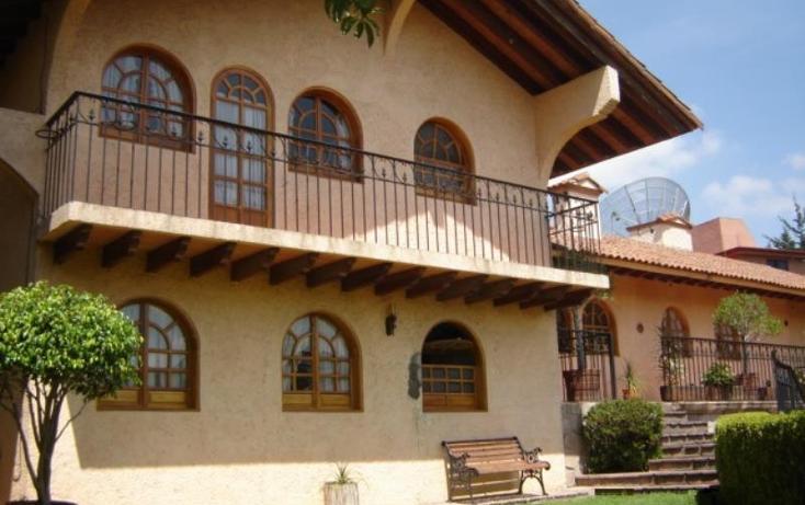 Foto de casa en venta en  x, club de golf hacienda, atizapán de zaragoza, méxico, 537144 No. 01