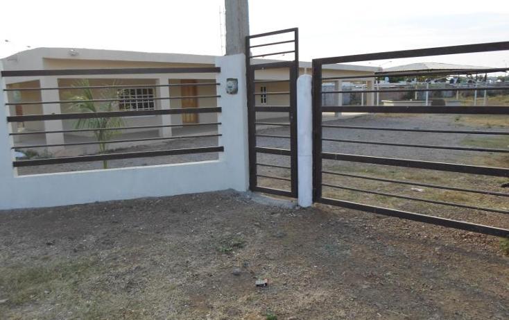 Foto de rancho en venta en  x, el conchi, mazatlán, sinaloa, 1033953 No. 02