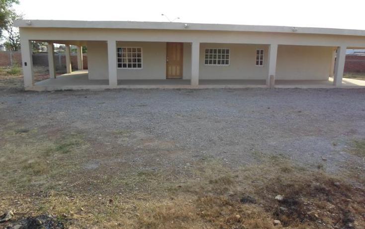 Foto de rancho en venta en  x, el conchi, mazatlán, sinaloa, 1033953 No. 03