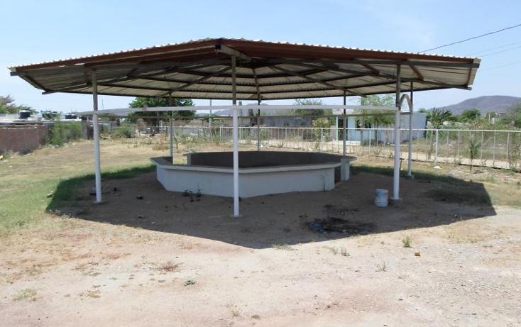 Foto de rancho en venta en  x, el conchi, mazatlán, sinaloa, 1033953 No. 10