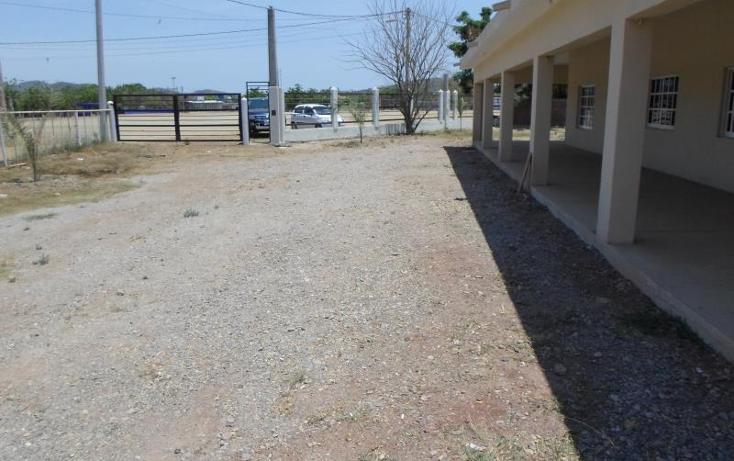 Foto de rancho en venta en  x, el conchi, mazatlán, sinaloa, 1033953 No. 14