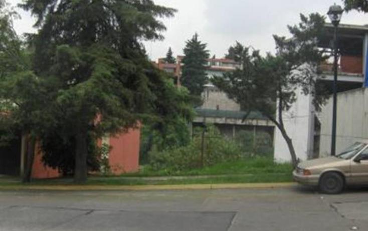 Foto de terreno habitacional en venta en  x, la herradura, huixquilucan, m?xico, 519700 No. 03