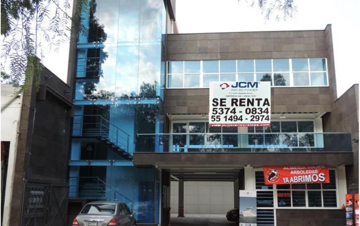 Foto de oficina en renta en avenida de los jinetes x, las arboledas, atizapán de zaragoza, méxico, 2659195 No. 01