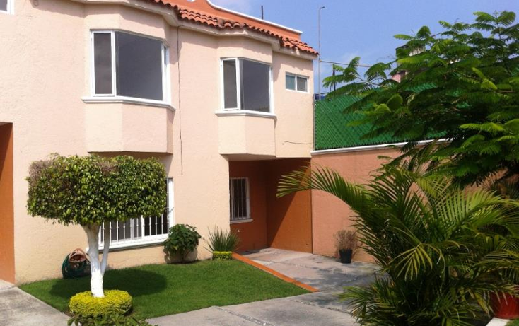 Foto de casa en venta en  x, lomas de atzingo, cuernavaca, morelos, 1370905 No. 01