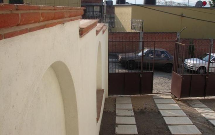 Foto de casa en venta en x x, lomas de trujillo, emiliano zapata, morelos, 477966 No. 18