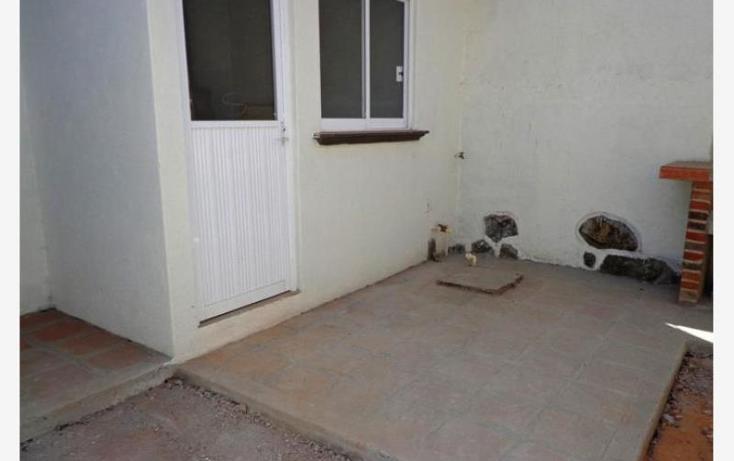 Foto de casa en venta en x x, lomas de trujillo, emiliano zapata, morelos, 477966 No. 37
