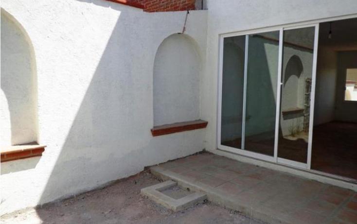 Foto de casa en venta en  x, lomas de trujillo, emiliano zapata, morelos, 477966 No. 38