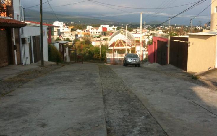 Foto de casa en venta en  x, lomas de zompantle, cuernavaca, morelos, 628917 No. 16