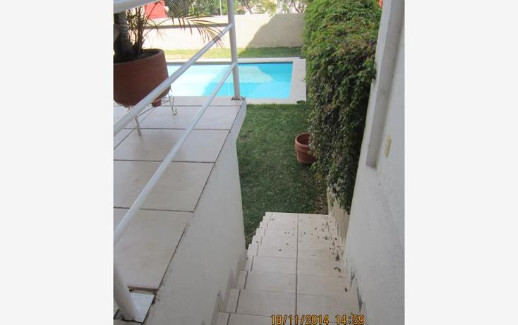 Foto de casa en venta en  x, los presidentes, temixco, morelos, 983971 No. 20