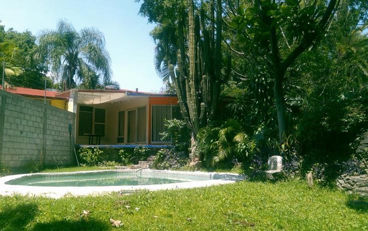 Foto de casa en renta en  x, pedregal de las fuentes, jiutepec, morelos, 667489 No. 01