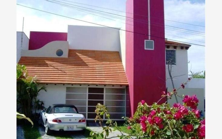 Foto de casa en venta en  x, puerta del sol, cuernavaca, morelos, 377959 No. 02