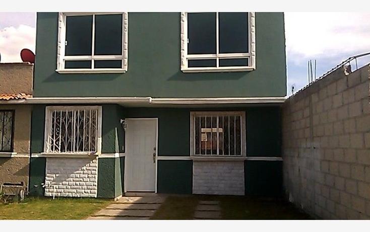 Foto de casa en venta en  x, san antonio, pachuca de soto, hidalgo, 1534490 No. 01