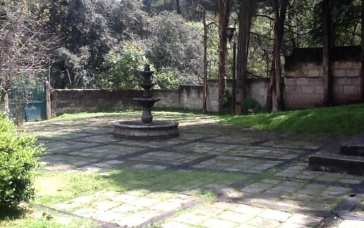Foto de casa en venta en avenida monte de las cruces x, san lorenzo acopilco, cuajimalpa de morelos, distrito federal, 1756918 No. 04