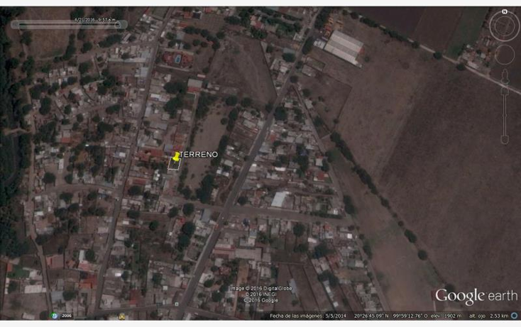 Foto de terreno habitacional en venta en  x, san pedro ahuacatlan, san juan del río, querétaro, 2024102 No. 12