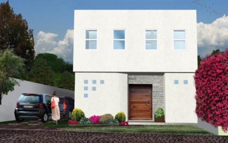 Foto de casa en venta en  x, tezoyuca, emiliano zapata, morelos, 375689 No. 01