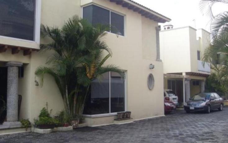 Foto de casa en venta en  x, vista hermosa, cuernavaca, morelos, 1316905 No. 01