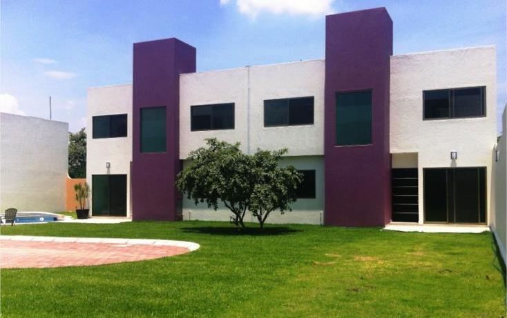 Foto de casa en venta en  x, vista hermosa, jiutepec, morelos, 1541852 No. 01