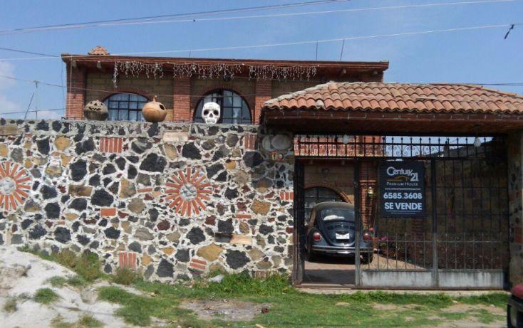Foto de casa en venta en xalatlaco sn, santiago tepopula, tenango del aire, estado de méxico, 1759129 no 01