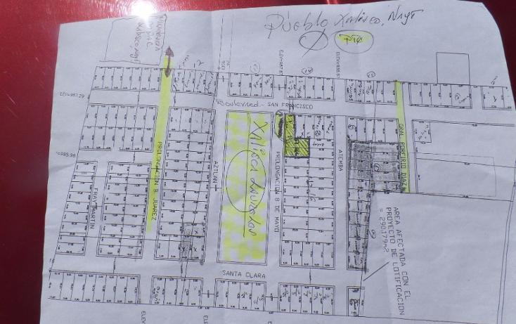 Foto de terreno habitacional en venta en  , xalisco centro, xalisco, nayarit, 1401945 No. 13