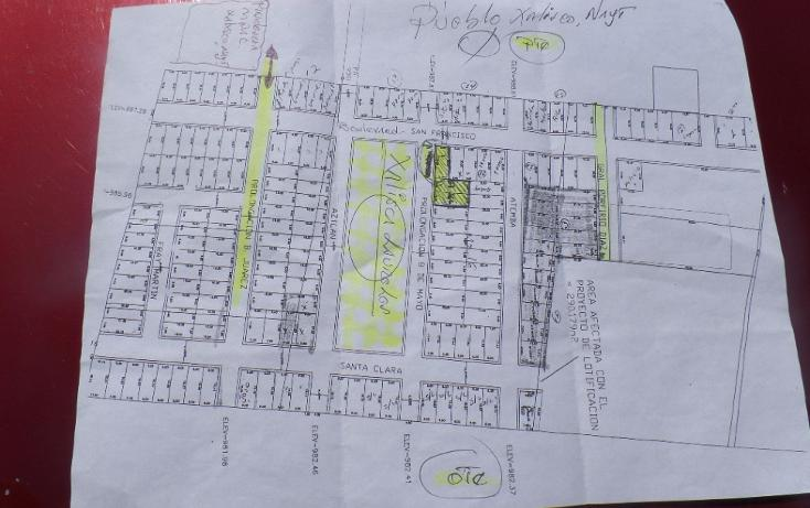 Foto de terreno habitacional en venta en  , xalisco centro, xalisco, nayarit, 1401945 No. 14
