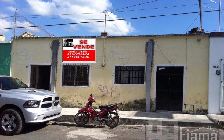 Foto de casa en venta en  , xalisco centro, xalisco, nayarit, 1417609 No. 01