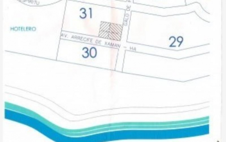 Foto de terreno habitacional en venta en xaman ha, playa car fase ii, solidaridad, quintana roo, 371666 no 02