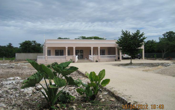 Foto de casa en venta en, xcanatún, mérida, yucatán, 1076367 no 01