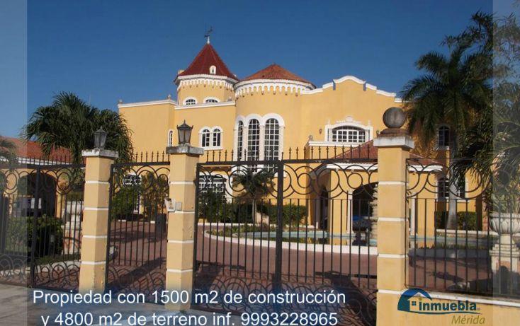 Foto de casa en venta en, xcanatún, mérida, yucatán, 1094715 no 02